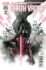 Star Wars: Darth Vader (2015-2016) #1 Variant D: Incentive Cover