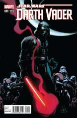 Star Wars: Darth Vader (2015-2016) #1 Variant F: Incentive Cover