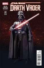 Star Wars: Darth Vader (2015-2016) #1 Variant G: Movie Cover