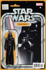 Star Wars: Darth Vader (2015-2016) #1 Variant J: Action Figure Cover