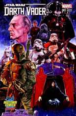 Star Wars: Darth Vader (2015-2016) #1 Variant M: Midtown Comics Exclusive