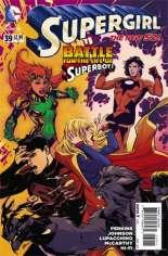Supergirl (2011-2015) #39 Variant A