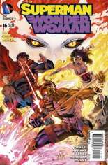 Superman/Wonder Woman (2013-2016) #16 Variant A
