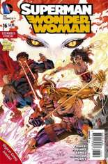 Superman/Wonder Woman (2013-2016) #16 Variant C: Combo Pack; Polybagged