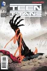 Teen Titans (2014-2016)  #7 Variant A