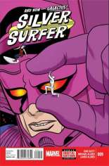 Silver Surfer (2014-2016) #9