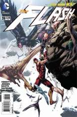 Flash (2011-2016) #39 Variant A