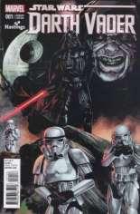 Star Wars: Darth Vader (2015-2016) #1 Variant Q: Hastings Exclusive