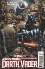 Star Wars: Darth Vader (2015-2016) #1 Variant O: Newbury Comics Exclusive