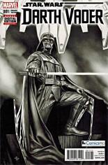 Star Wars: Darth Vader (2015-2016) #1 Variant P: ComicsPro Exclusive