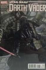 Star Wars: Darth Vader (2015-2016) #1 Variant S: GameStop Exclusive