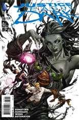 Justice League Dark (2011-2015) #39 Variant A