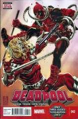 Deadpool (2012-2015) #42 Variant A