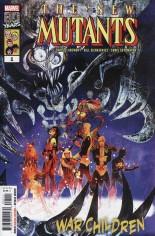 New Mutants: War Children #1 Variant A