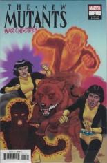 New Mutants: War Children #1 Variant B