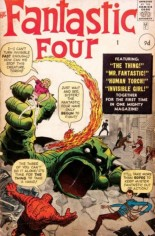 Fantastic Four (1961-1996) #1 Variant B: UK Edition; Note: 9d = 9/240 GBP