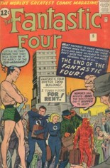 Fantastic Four (1961-1996) #9 Variant B: UK Edition