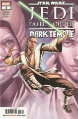 Star Wars: Jedi Fallen Order - Dark Temple #3 Variant A