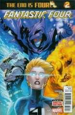 Fantastic Four (2014-2015) #643 Variant A