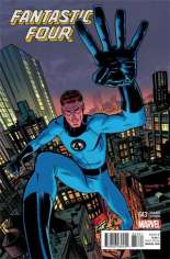 Fantastic Four (2014-2015) #643 Variant B: Character Spotlight Cover
