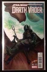 Star Wars: Darth Vader (2015-2016) #1 Variant U: Alex Ross Store Exclusive