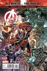 Avengers (2012-2015) #42 Variant A