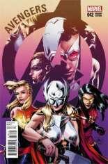 Avengers (2012-2015) #42 Variant B: Women of Marvel Cover
