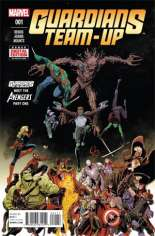Guardians Team-Up (2015-Present) #1 Variant A