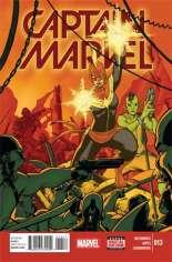 Captain Marvel (2014-2016) #13 Variant A