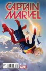 Captain Marvel (2014-2016) #13 Variant B: Women of Marvel Cover