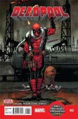 Deadpool (2012-2015) #43 Variant A