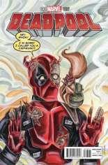 Deadpool (2012-2015) #43 Variant B: Women of Marvel Cover