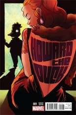 Howard the Duck (2015) #1 Variant H: Incentive Cover