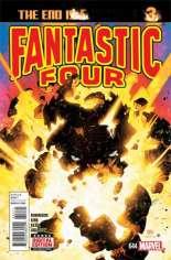 Fantastic Four (2014-2015) #644 Variant A