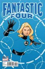 Fantastic Four (2014-2015) #644 Variant B: Character Spotlight Cover