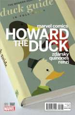 Howard the Duck (2015) #1 Variant C: Incentive Cover