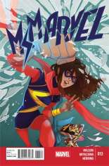 Ms. Marvel (2014-2015) #13 Variant A