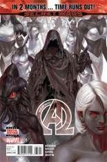 New Avengers (2013-2015) #31 Variant A