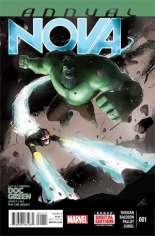 Nova (2013-2015) #Annual 1 Variant A