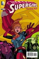 Supergirl (2011-2015) #40 Variant A