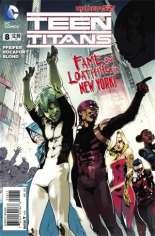 Teen Titans (2014-2016)  #8 Variant A