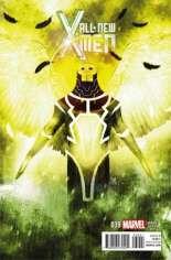 All-New X-Men (2013-2015) #39 Variant B: Cosmically Enhanced Cover