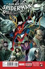 Amazing Spider-Man (2014-2015) #16.1 Variant A