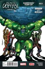 Guardians Team-Up (2015-Present) #3 Variant A