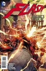Flash (2011-2016) #40 Variant A