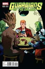Guardians of the Galaxy (2013-2015) #25 Variant D: Women of Marvel Cover