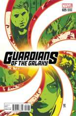 Guardians of the Galaxy (2013-2015) #25 Variant C: Incentive Cover