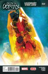 Legendary Star-Lord (2014-2015) #10 Variant A