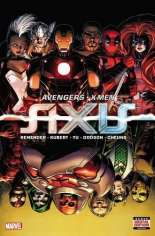 Avengers and X-Men: AXIS (2014-2015) #HC