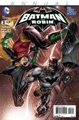 Batman and Robin (2011-2015) #Annual 3